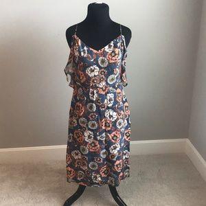 ASTR floral dress from Nordstrom